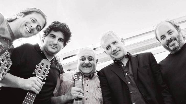 Eduardo Rivero reseña Tango & Rock & Roll