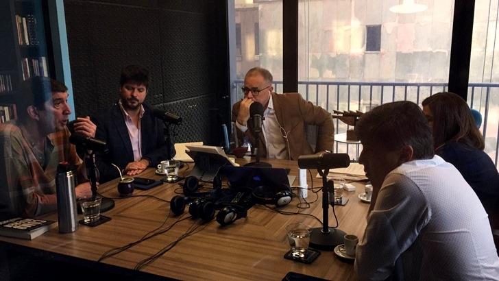 Mieres, Amado, Valenti y Franzini Batlle avanzan en creación de espacio socialdemócrata
