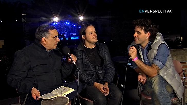 Música de la Tierra 2017: Entrevista con el Trío Ventana