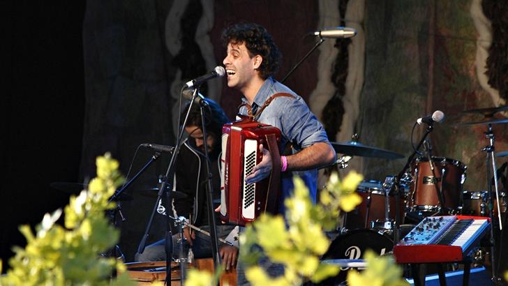 Música de la Tierra 2017: Trío Ventana
