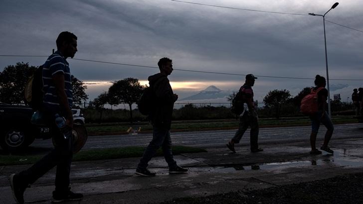 Cómo trabaja Médicos Sin Fronteras en la ruta de los migrantes centroamericanos por México