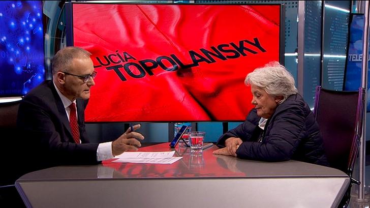 """Topolansky sobre inauguración del Antel Arena: """"Si lo vinculamos a la campaña, estamos equivocados en el concepto de gobernar"""""""