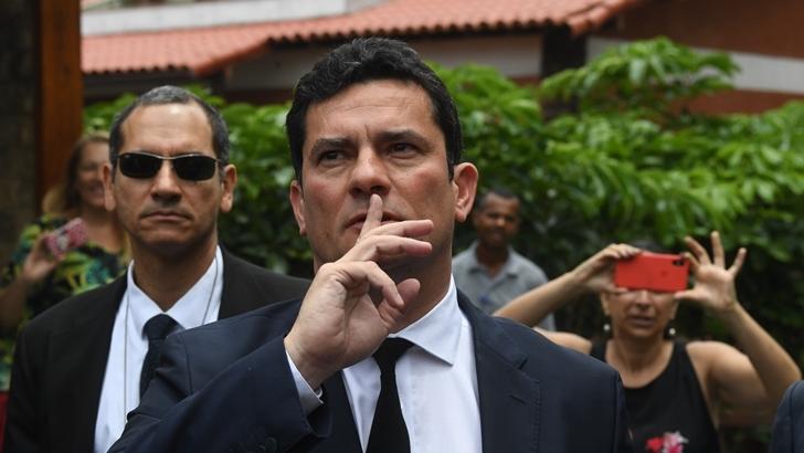 Lava Jato: Moro dijo que renunciará al Ministerio si «aparece alguna irregularidad»