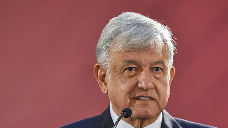 El izquierdista AMLO asumió la presidencia de México