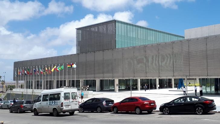 Nueva sede de CAF brinda unidad estilística a esa zona de la Ciudad Vieja