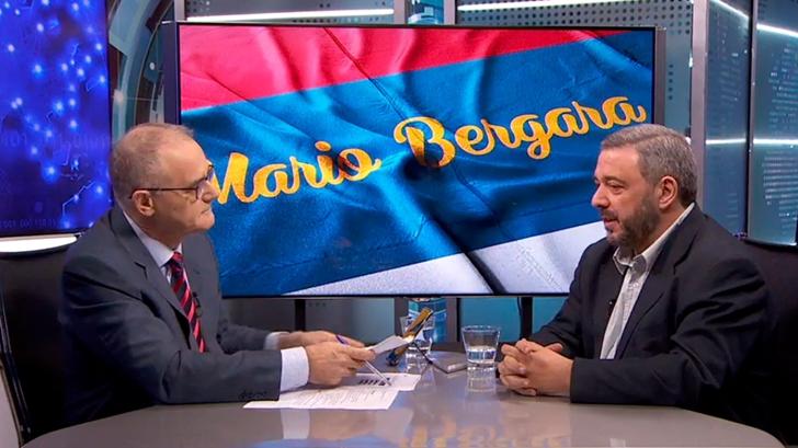 """Mario Bergara piensa en el desafío del próximo Gobierno: """"El problema clave está en el empleo"""""""