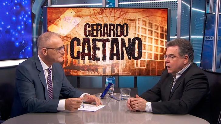 """Gerardo Caetano analizó este año y las perspectivas del 2019: """"Hay espacios que quieren instalar una grieta en Uruguay"""""""