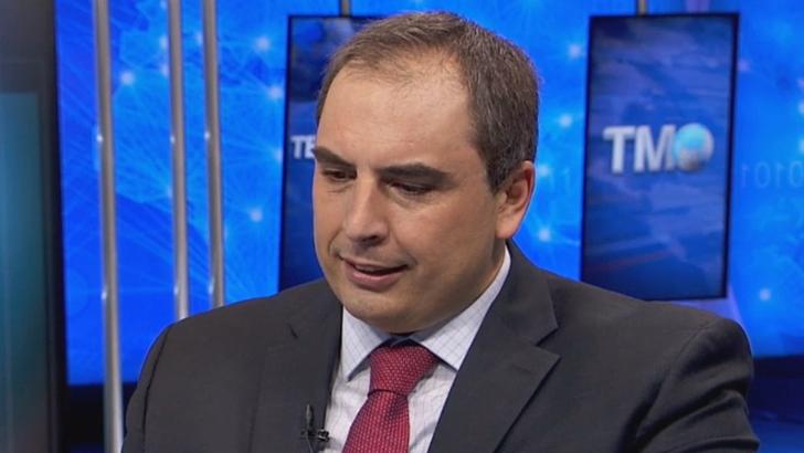 """Pablo Ferreri (MEF), sobre el nuevo programa del FA: """"La carga tributaria que tiene Uruguay es la correcta, no debería ser incrementada en términos generales"""""""