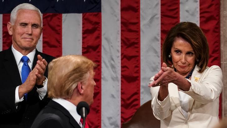 Doug Mills / POOL / AFP