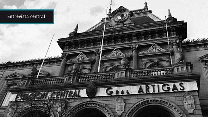 """Estación del Futuro: Intendencia de Montevideo lanza el proyecto en marzo y recibe aportes para que sea una """"construcción colectiva"""" y no """"de escritorio"""""""