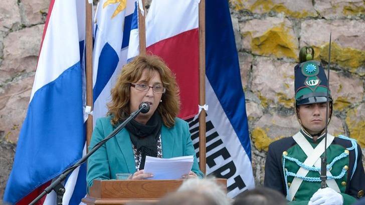 Cecilia Bottino: La próxima presidenta de la Cámara de Diputados viaja unos 800 km por semana de Montevideo a Paysandú