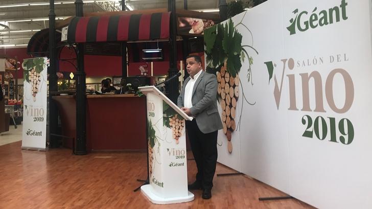 Nueva edición del Salón del Vino en Géant