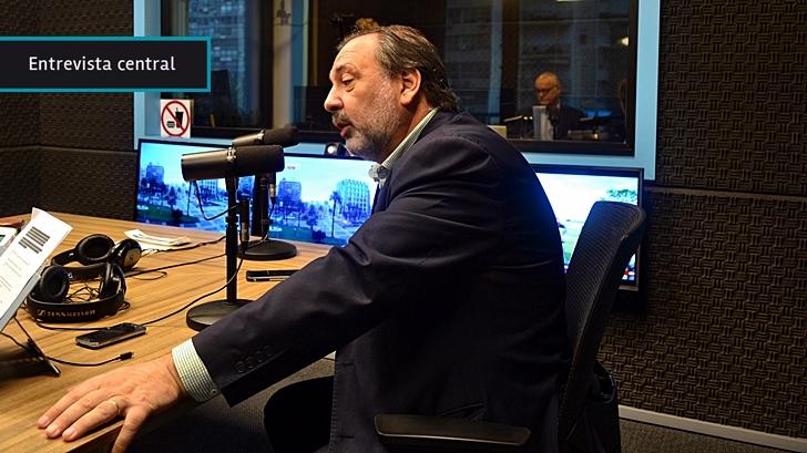 """Jorge Gandini: Pese a que """"Sartori fue tratado como uno más"""", ahora hizo """"declaraciones muy agraviantes"""" y puso a los líderes del partido como """"lo malo de la democracia"""""""
