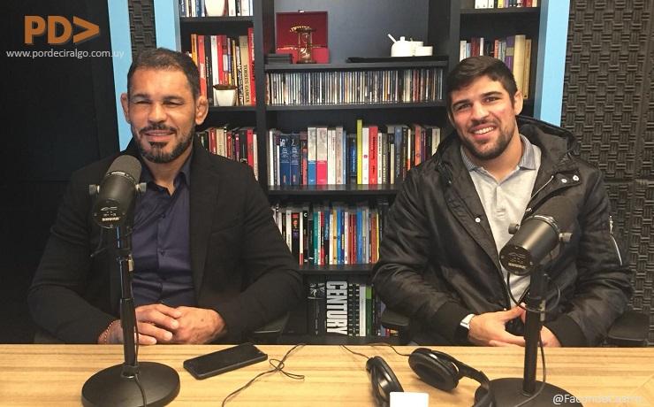 La UFC llega a Uruguay: Hablamos con dos luchadores brasileños