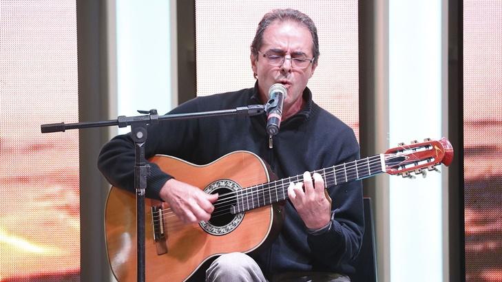 Aquellas voces: músico argentino Jorge Fandermole (La Canoa T02P71)