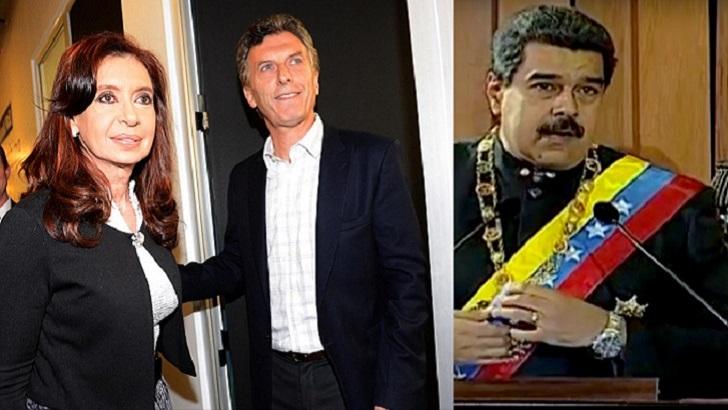 Venezuela sin avances y Carlos Fara analiza Argentina (La Hora Global T01P43)