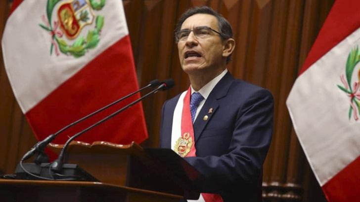 Martín Vizcarra y Pedro Sánchez buscando la legitimidad (La Hora Global T01P39)