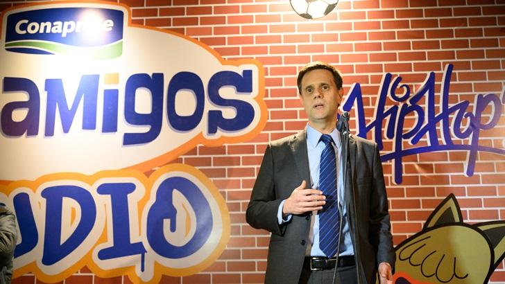 Conamigos Studio es la propuesta de Conaprole para los mas chicos en la Expo Prado