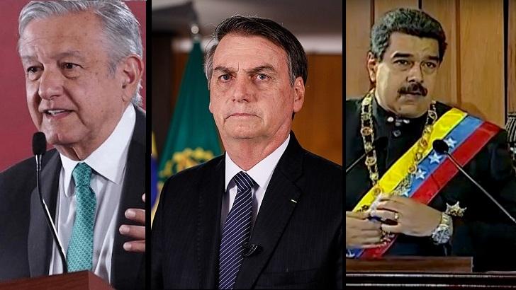 AMLO y su gestión, Amazonia y las tropas de Maduro (La Hora Global T01P49)
