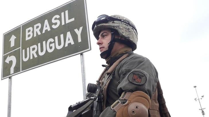 ¿Por qué todavía no se reglamentó el patrullaje militar fronterizo aprobado por ley?
