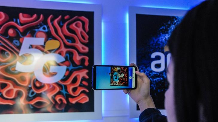 Antel inauguró stand en la Expo Prado
