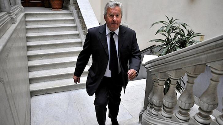 ¿Qué es lo «inadmisible» de las grabaciones de Carlos Moreira? «En la función pública estamos obligados a un recato que tiene determinados límites», dice Pablo Abdala