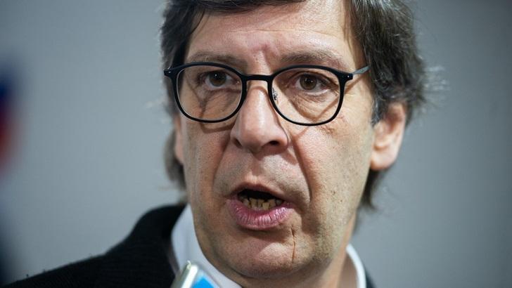 ¿El programa del FA «no mandata»? Según Javier Miranda, «es la orientación del gobierno» y «se está tratando de generar una contradicción con la fuerza política que no es tal»