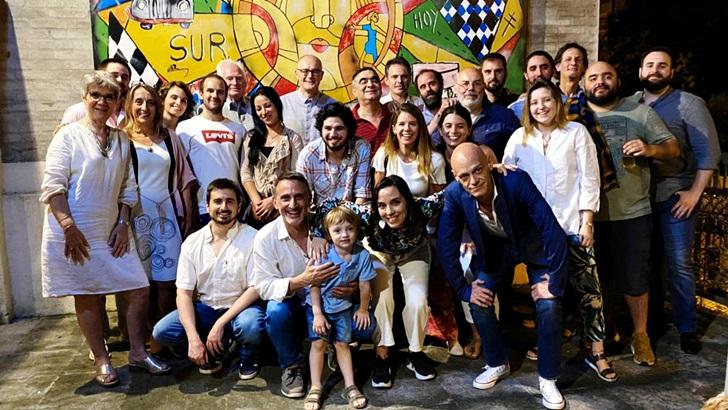 Tertulia Familiar: Todo el equipo de Radiomundo reunido (II)