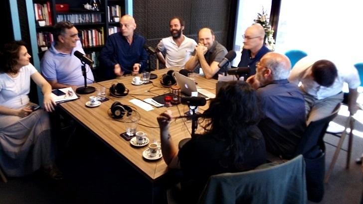 Tertulia Familiar: El equipo de Radiomundo reunido (I)