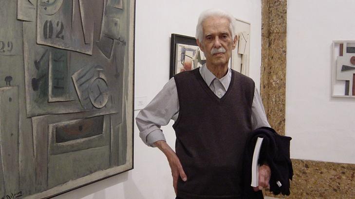 En Aquellas voces sonó la voz del artista plástico Alceu Ribeiro (La Canoa T02P177)