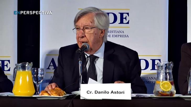 Foro Económico de ACDE: Cierre del ministro Astori y preguntas del público