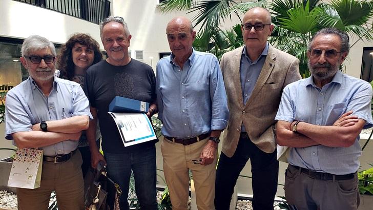 Entrega de premios a los ganadores de los «Cuentos con librerías y bibliotecas»