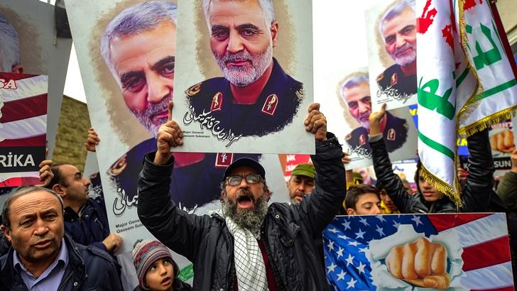 Trump ordena asesinar a general iraní y eleva al máximo la tensión en Medio Oriente