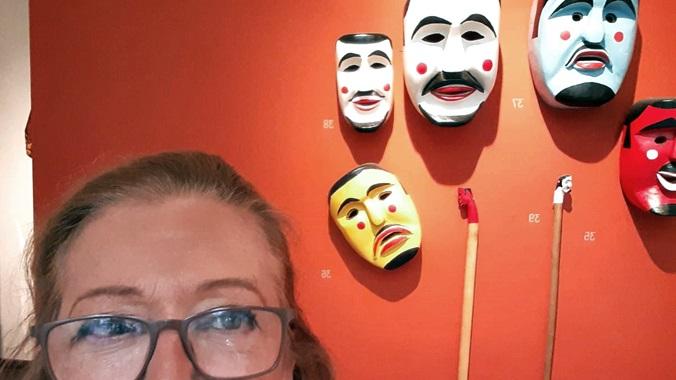 Los ojos de la radio: «Museum selfie day» en el MAPI