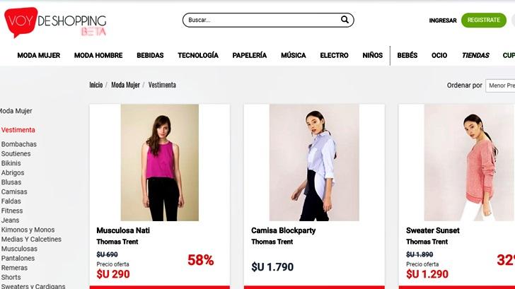 Voy de Shopping: Una iniciativa que nuclea a todos los shoppings del país para comprar vía web