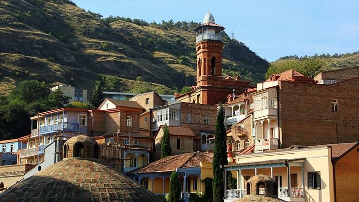 Viajemos Juntos: Gran Tour del Cáucaso