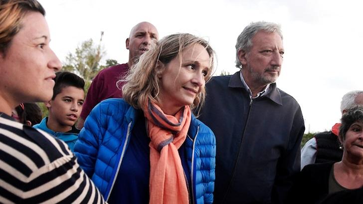 """Dirigentes del FA sostuvieron que Raffo """"está descubriendo"""" los barrios carenciados"""