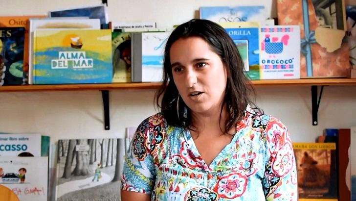 """Conversamos con Gabriela Mirza de su proyecto """"El sonido de los libros"""" (T03P05)"""