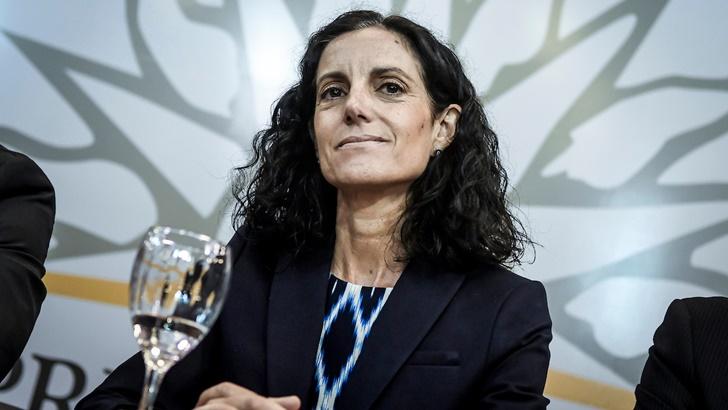 La ministra de Economía, Azucena Arbeleche, respondió a las críticas de la oposición respecto al ajuste de tarifas: «De ninguna manera esto es un tarifazo»