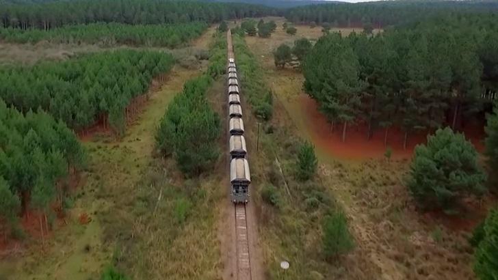 Constitucionalistas presentaron informes que ponen en duda referéndums sobre Ferrocarril Central