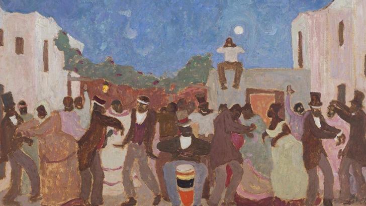 Museo Figari organiza un concurso nacional de cuentos inspirados en el artista (T03P18)