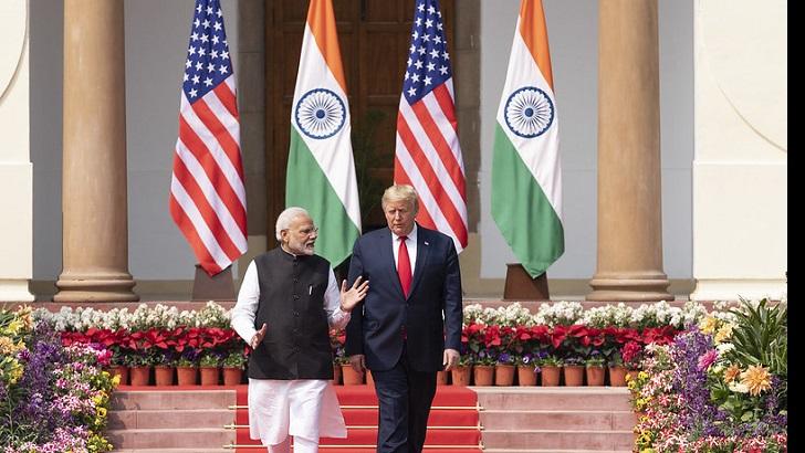 Trump , la India y el balance asiático (La Hora Global T01P97)