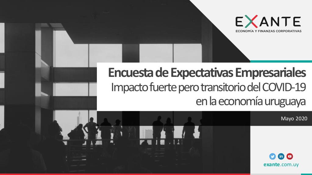 Encuesta de expectativas empresariales de Exante: Principales resultados
