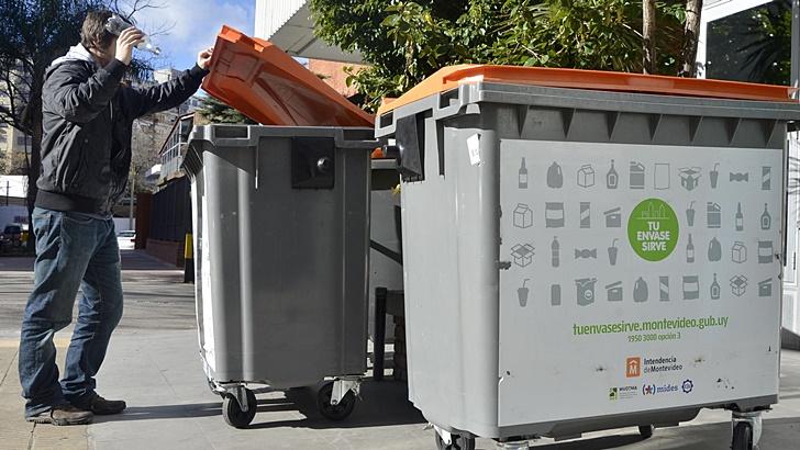 Los ojos de la radio: ¿Qué sucedió con los contenedores de residuos reciclables?