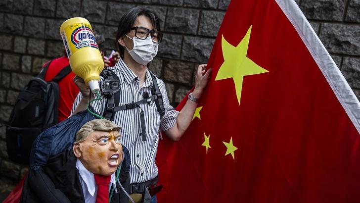 China y Estados Unidos se enfrentan por la autonomía de Hong Kong