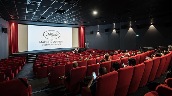 La Conversación: Uruguay tiene un stand en el Marché du Film de Cannes