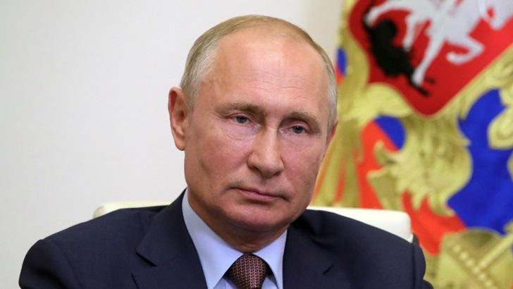 Putin exalta el nacionalismo durante conmemoraciones por la derrota nazi en la 2ª Guerra Mundial