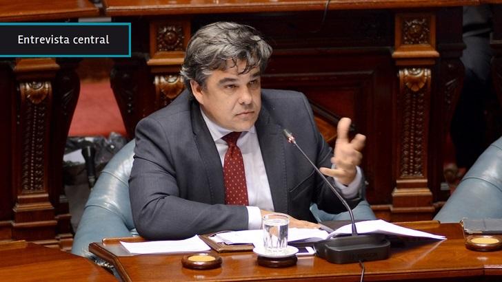 Seguridad en la LUC: «Hay que darle a la Policía las herramientas necesarias para un ejercicio cabal de sus funciones», dice el senador Carlos Camy (PN)