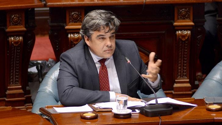 «Es una señal que no borra la realidad, pero pone el acento en poder resolverla», dice el senador Carlos Camy sobre el plan de «Dignidad Carcelaria»