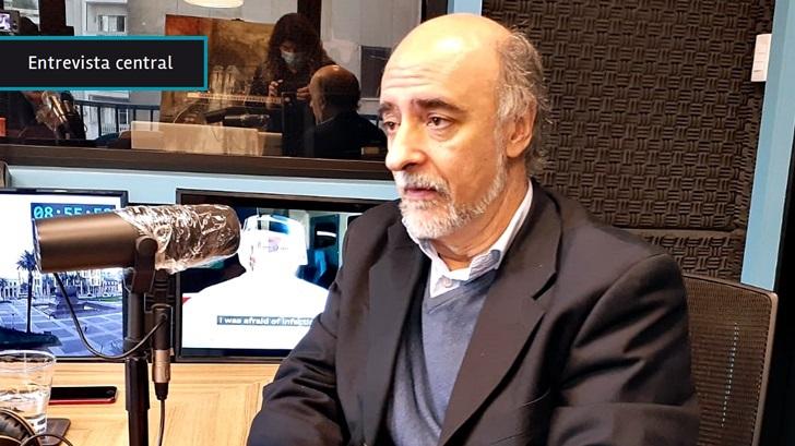 """Pablo Mieres: El objetivo del MTSS ahora es """"incentivar el empleo"""" para """"evitar que las personas que cayeron en seguro de paro por la pandemia"""" vayan al despido"""